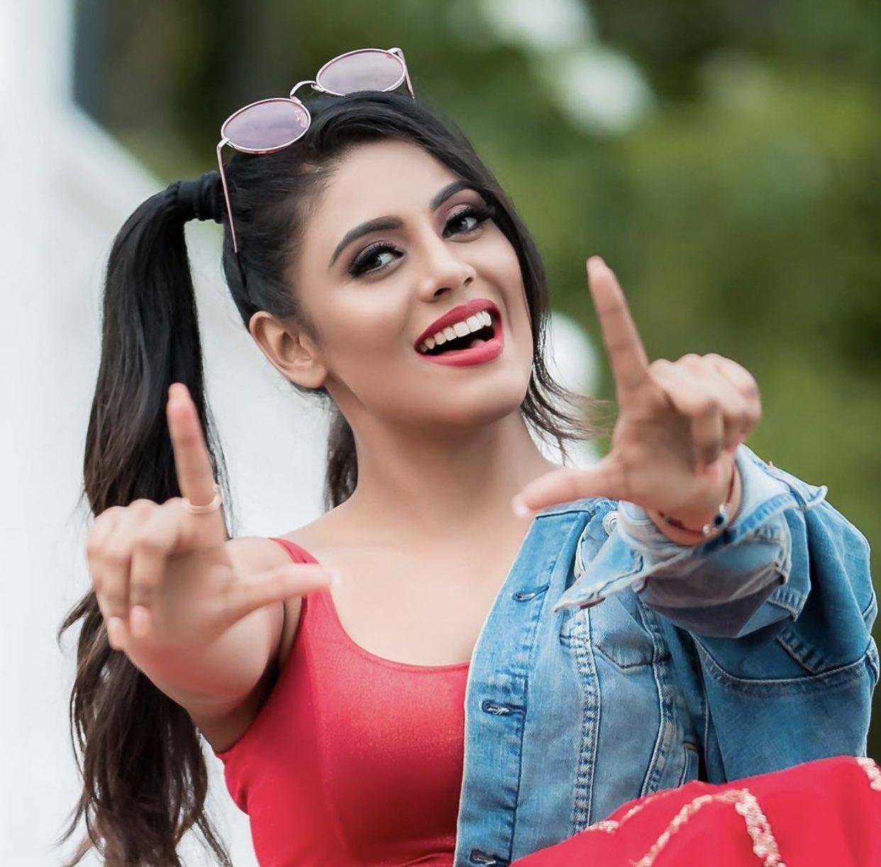 Actress Ineya New Photos
