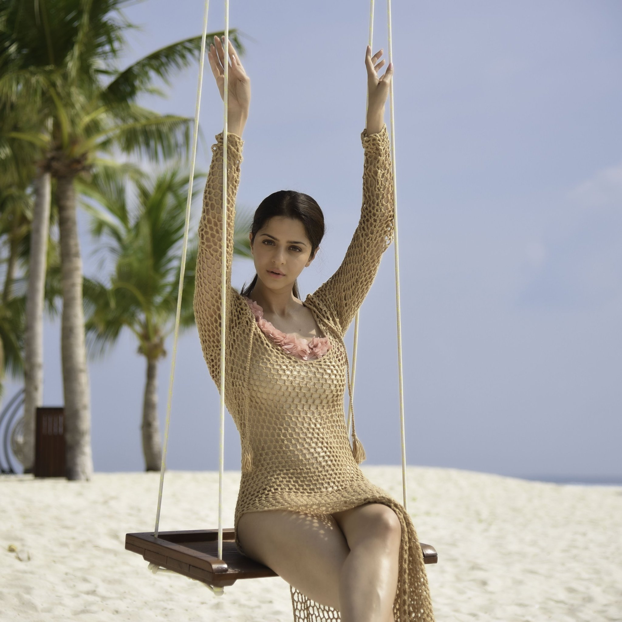 Actress Vedhika Latest Bikini Photos