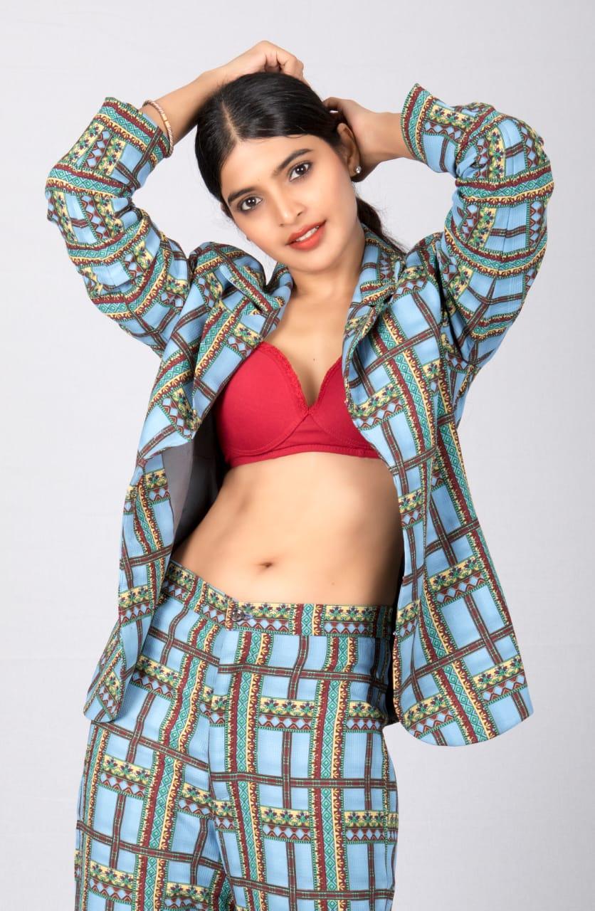 Stunning Stylish Sanchita Shetty Photos