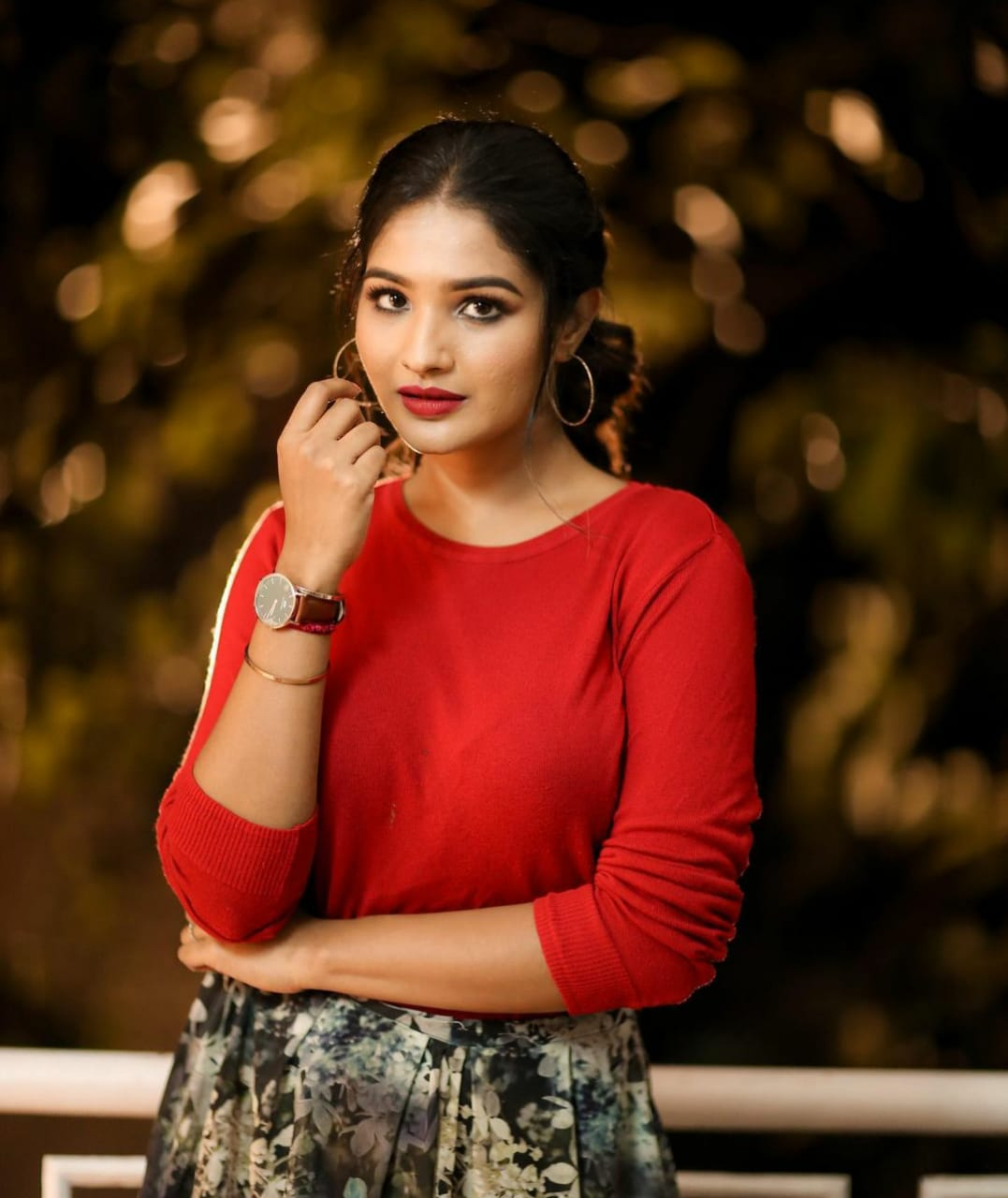 Sharanya Turadi New images
