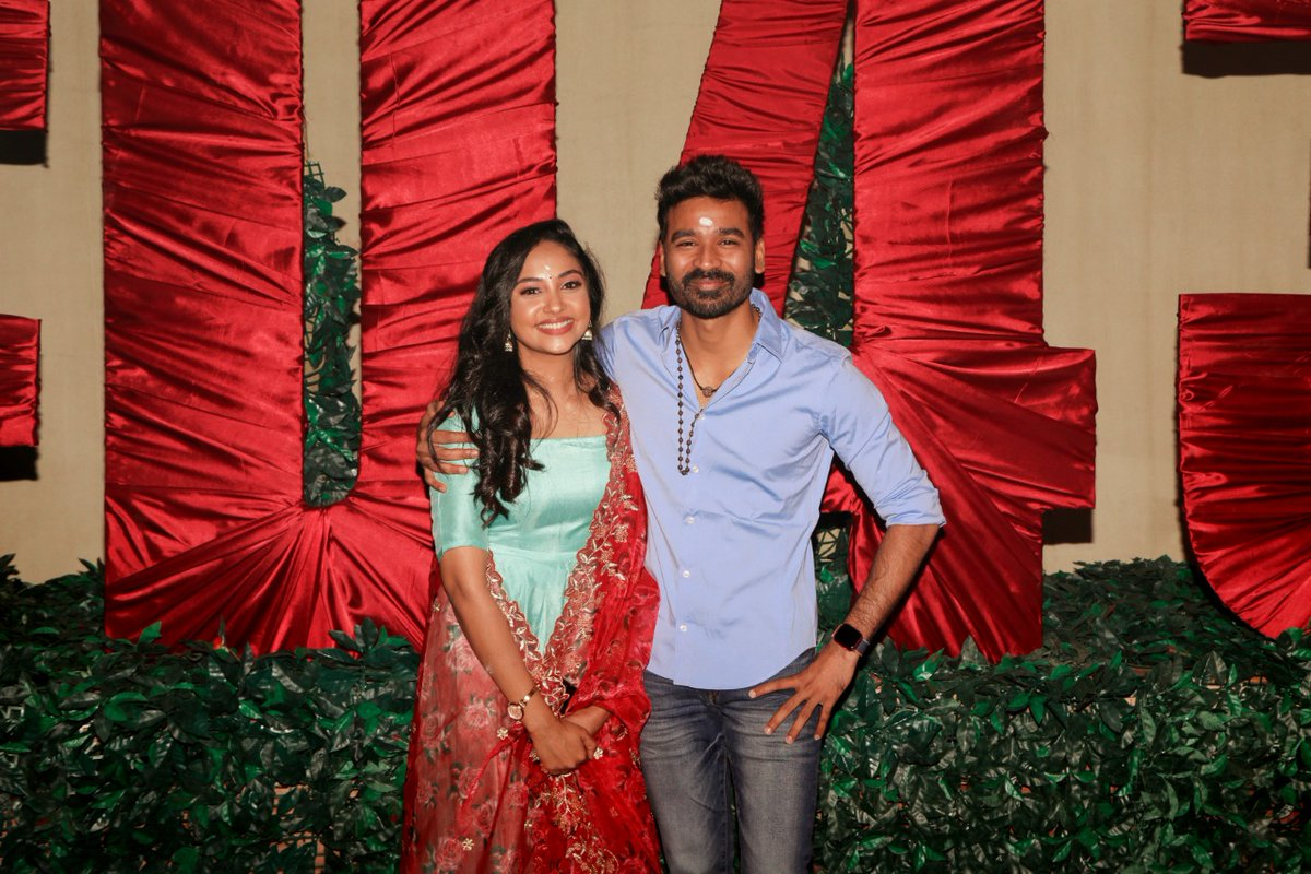 Dhanush's 43rd Movie Pooja Images HD_4