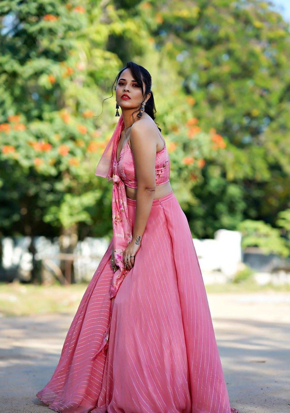 Anasuya Bharadwaj Latest Photos