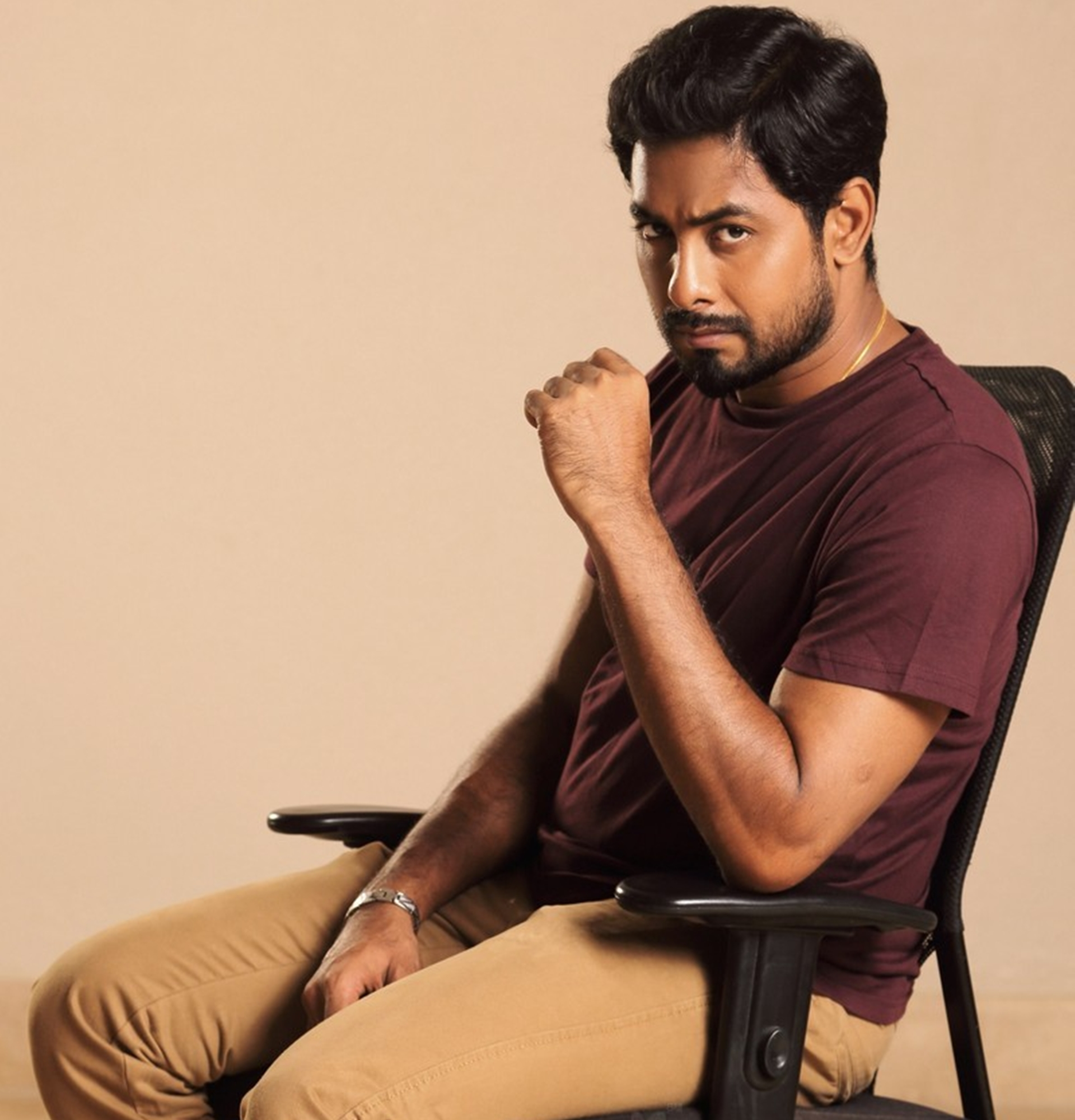 Tamil Actor Aari Arjuna Hd Photos