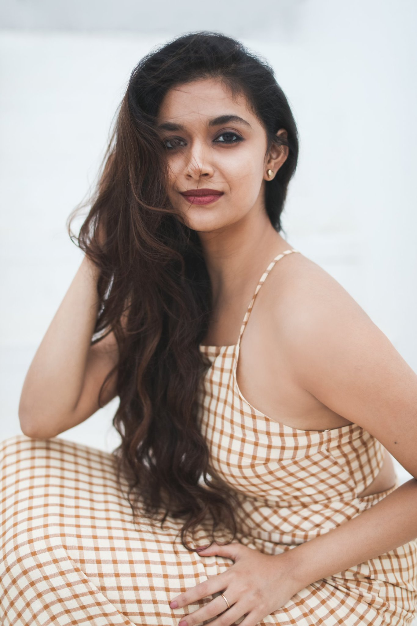 Actress Keerthy Suresh Pretty Photos