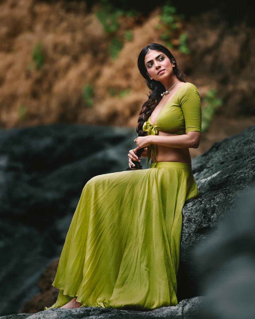 Malavika Mohanan New Photos