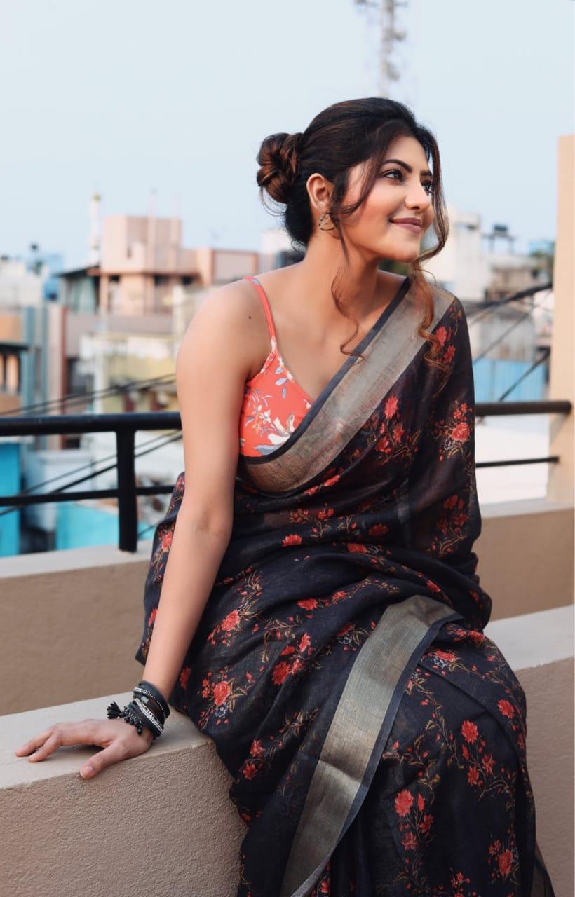 Athulya Ravi Latest Images HD