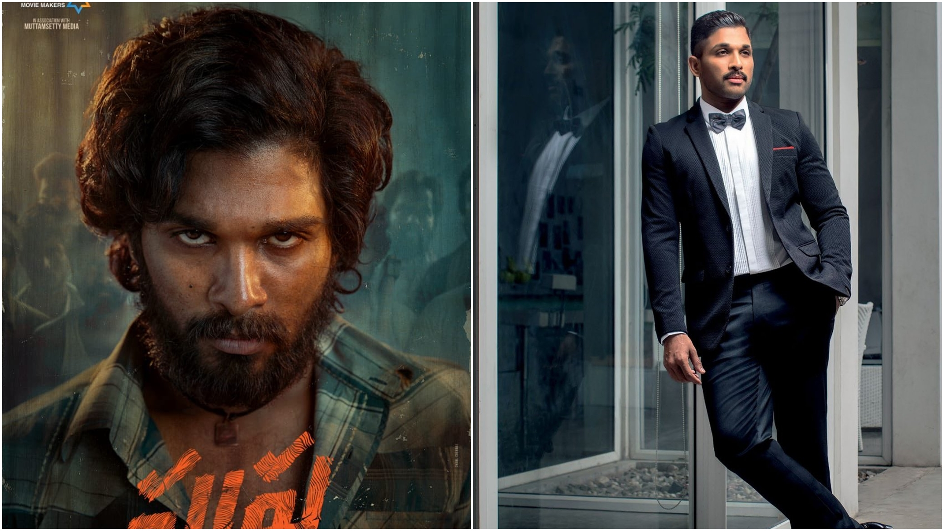 'Pushpa' to be released in 2 parts- Allu Arjun proves he is the stylish actor ever!