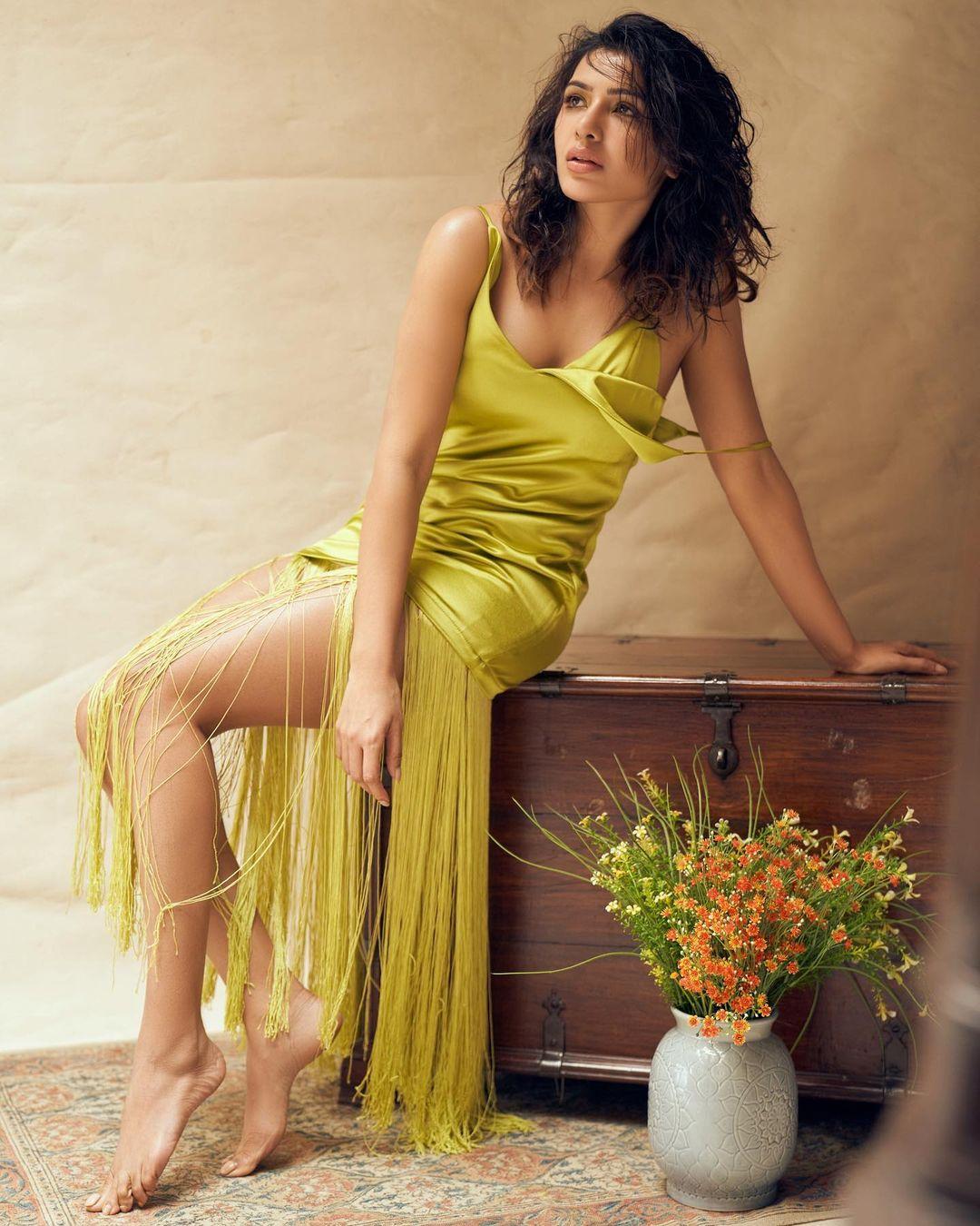 Actress Samantha Akkineni New Stills (1)
