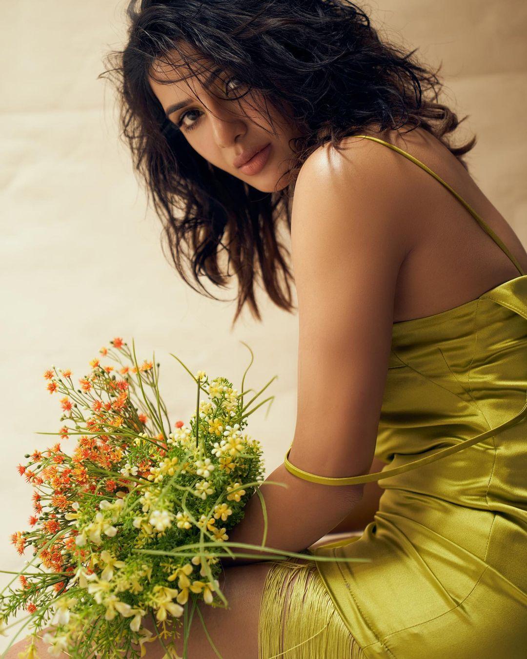 Actress Samantha Akkineni New Stills (3)