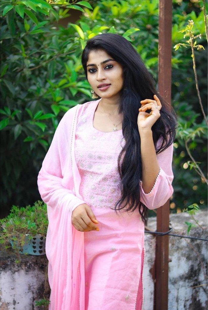 Actress Vaishnavi Arulmozhi Photo Gallery (12)