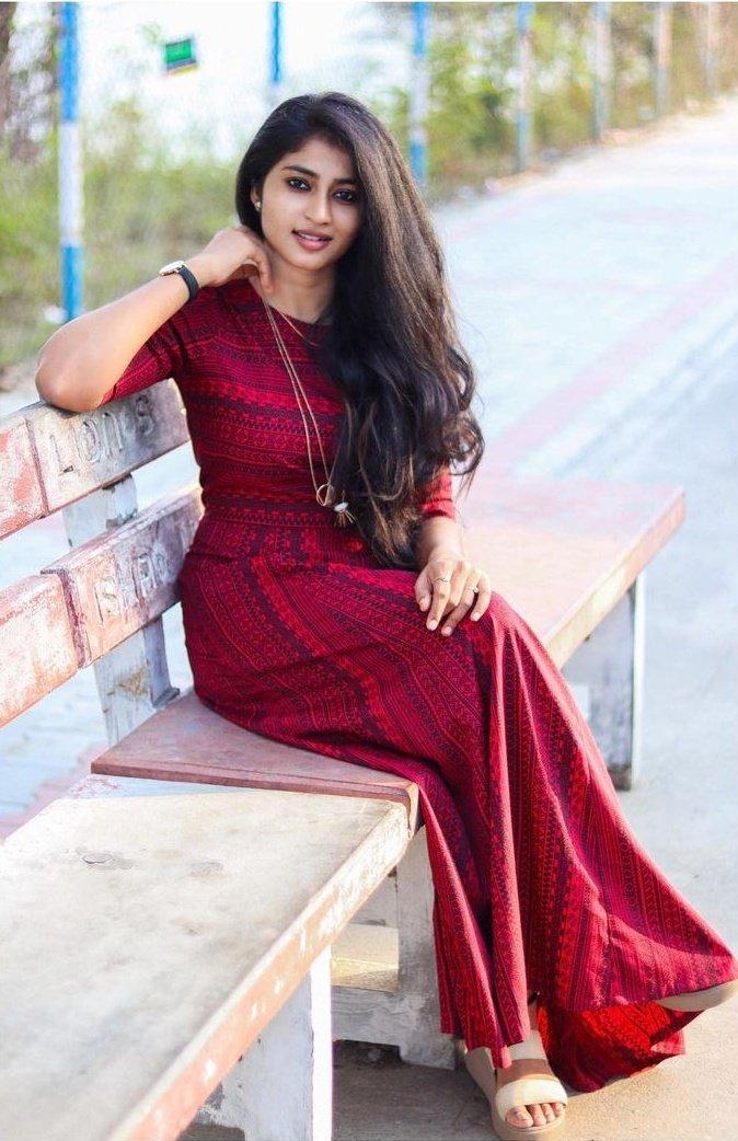 Actress Vaishnavi Arulmozhi Photo Gallery (5)