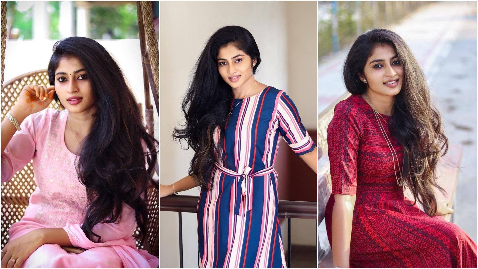 Actress Vaishnavi Arulmozhi Photo Gallery (7)