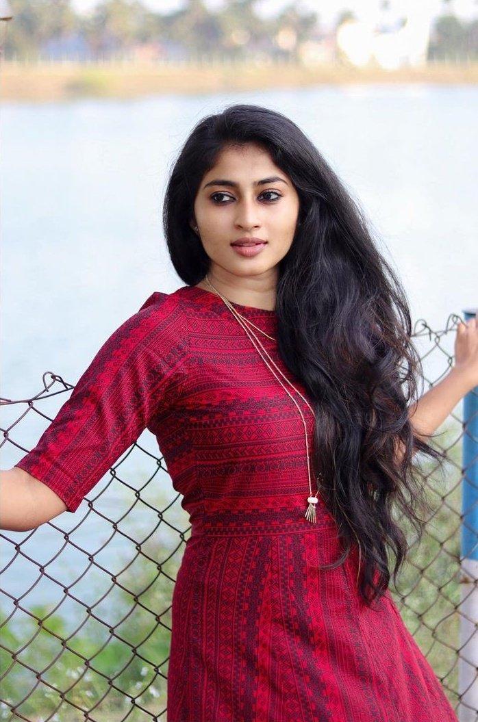 Actress Vaishnavi Arulmozhi Photo Gallery (8)