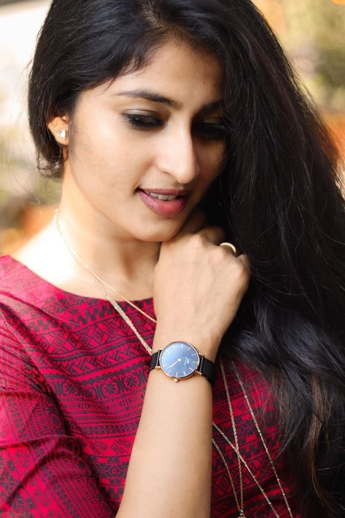 Actress Vaishnavi Arulmozhi Photo Gallery (9)