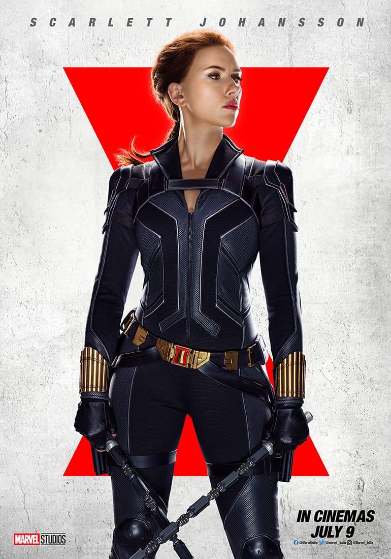 Black Widow Movie Poster (1)