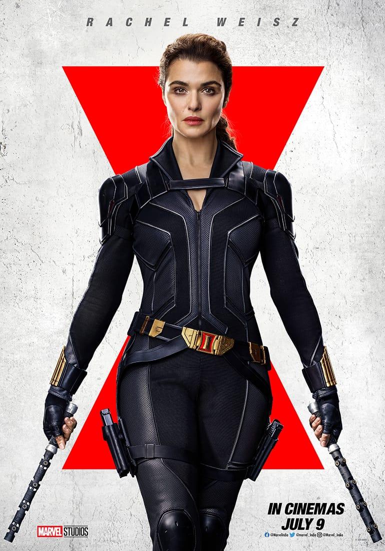 Black Widow Movie Poster (2)