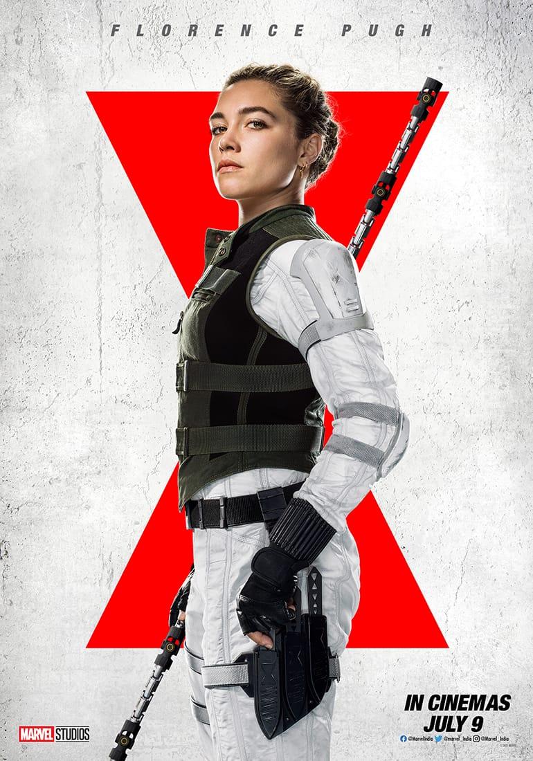 Black Widow Movie Poster (4)