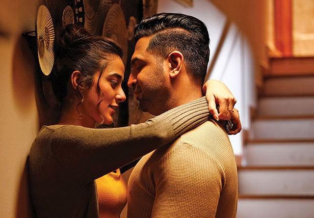 Borrder Tamil Movie Stills
