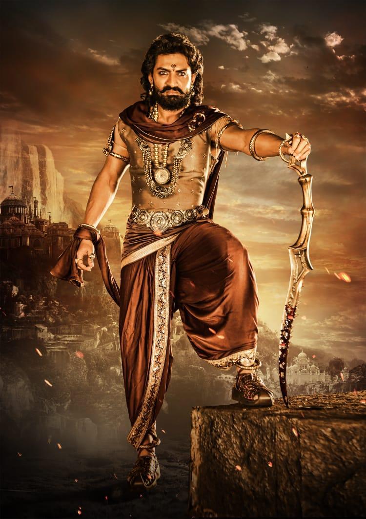Nandamuri Kalyan Ram's Bimbisara Firstlook Poster