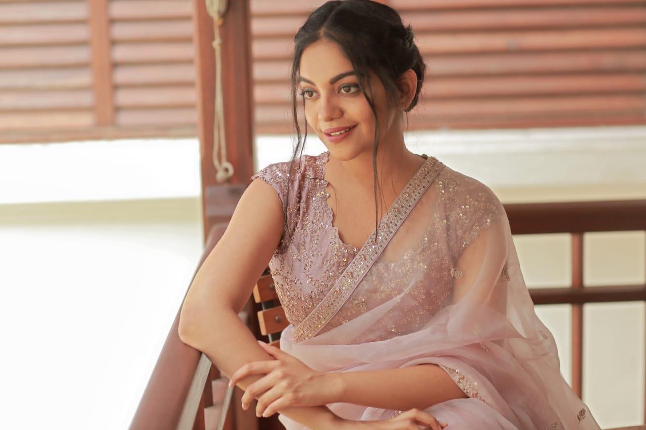 Malayalam Actres Ahaana Krishna Latest Photos (2)