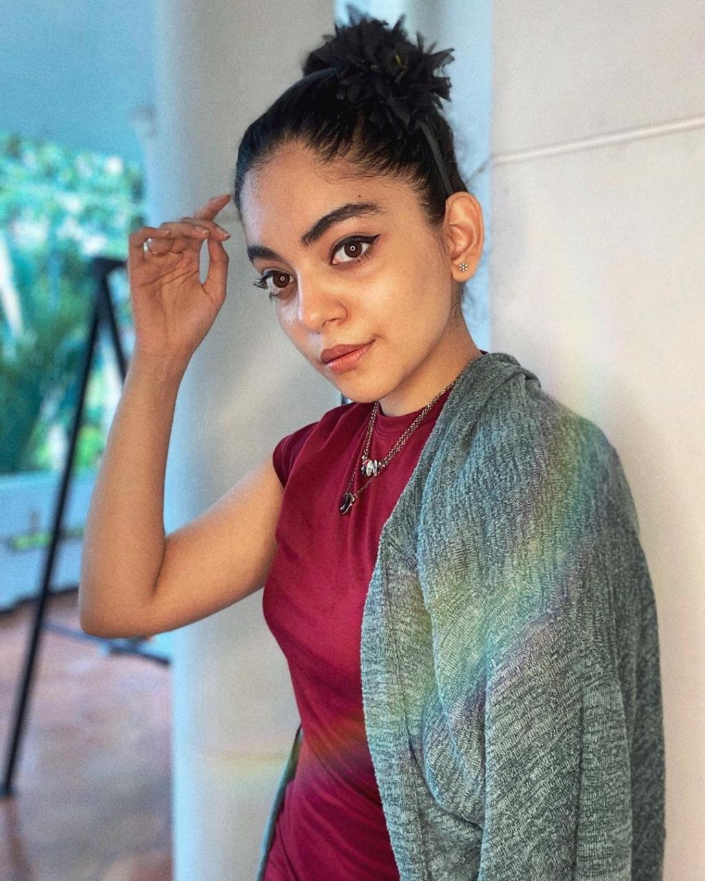 Malayalam Actres Ahaana Krishna Latest Photos (5)