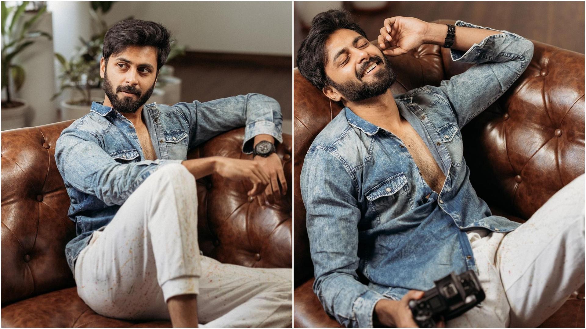 Tamil Actor Ashwin Kumar HD Photos (2)