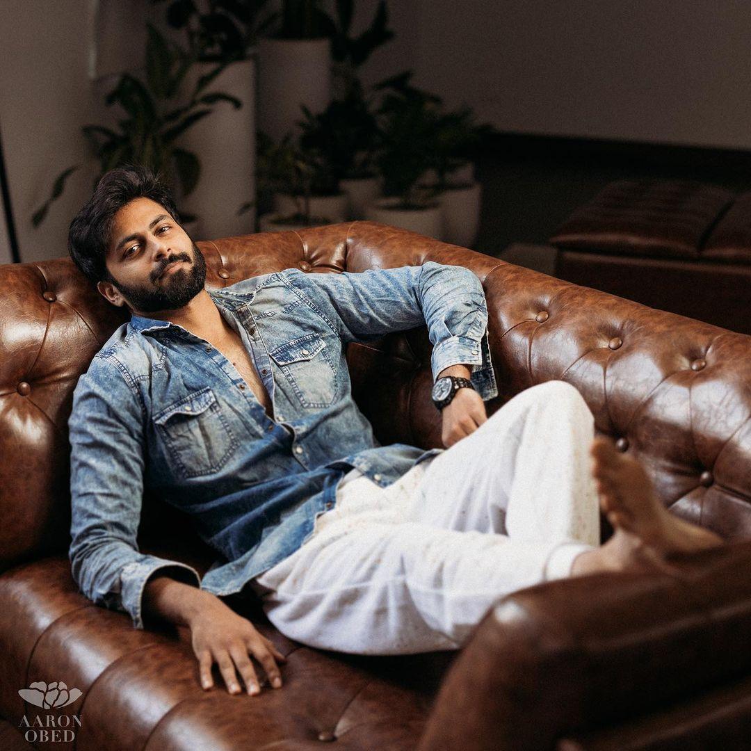Tamil Actor Ashwin Kumar HD Photos (4)