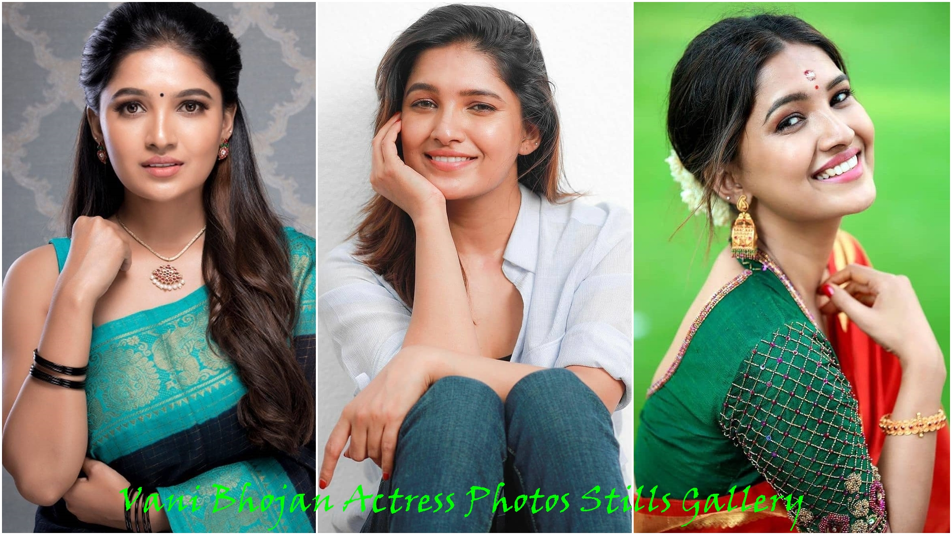 Vani Bhojan Actress Photos Stills Gallery (7)
