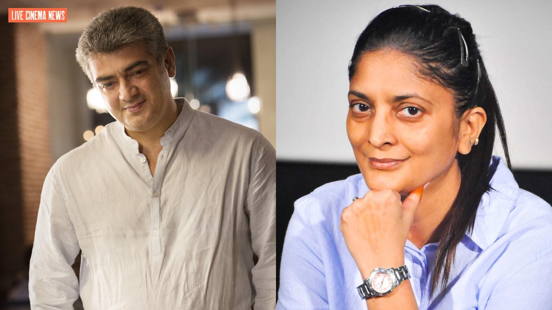 Start camera Action for Sudha Kongara's flick with Thala Ajith Kumar