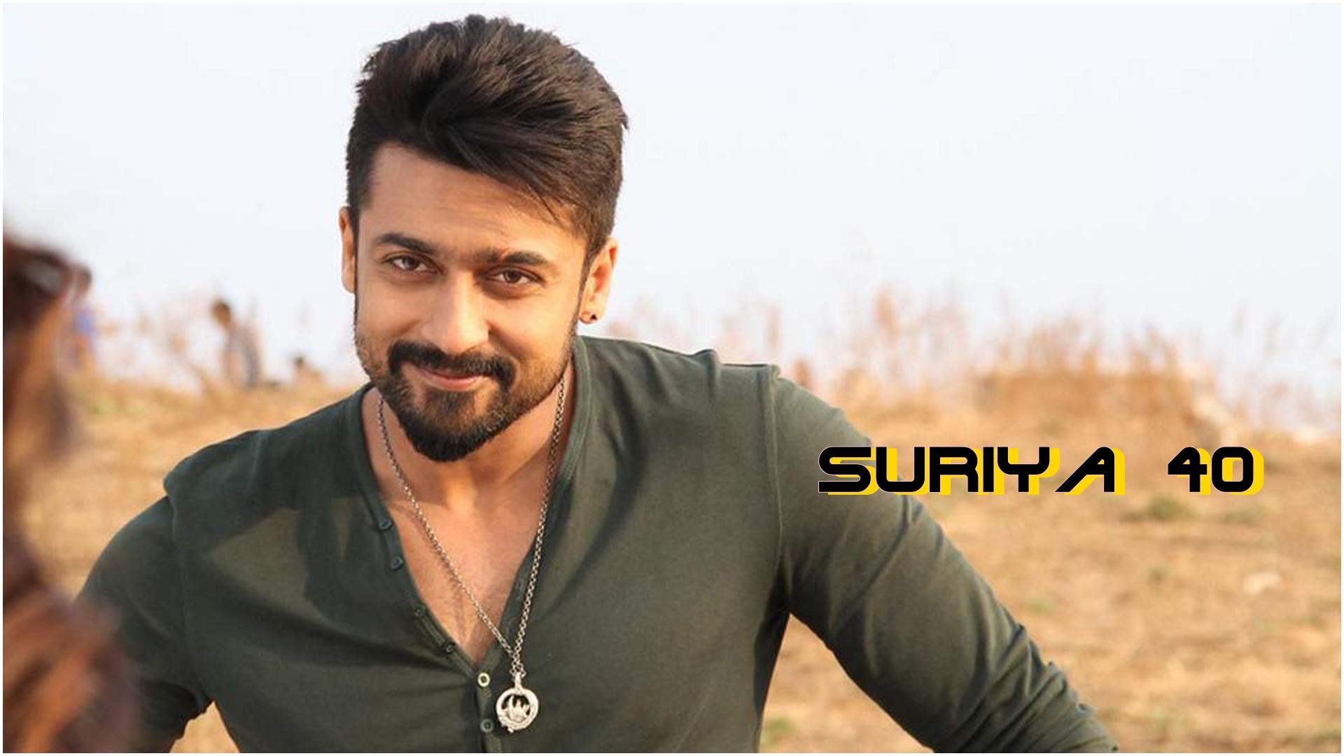 Suriya 40 latest update