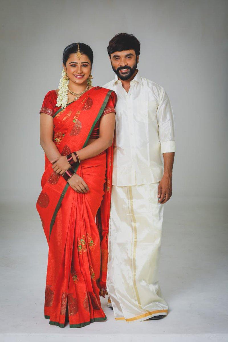Kavingar Snekan weds Kannika Ravi