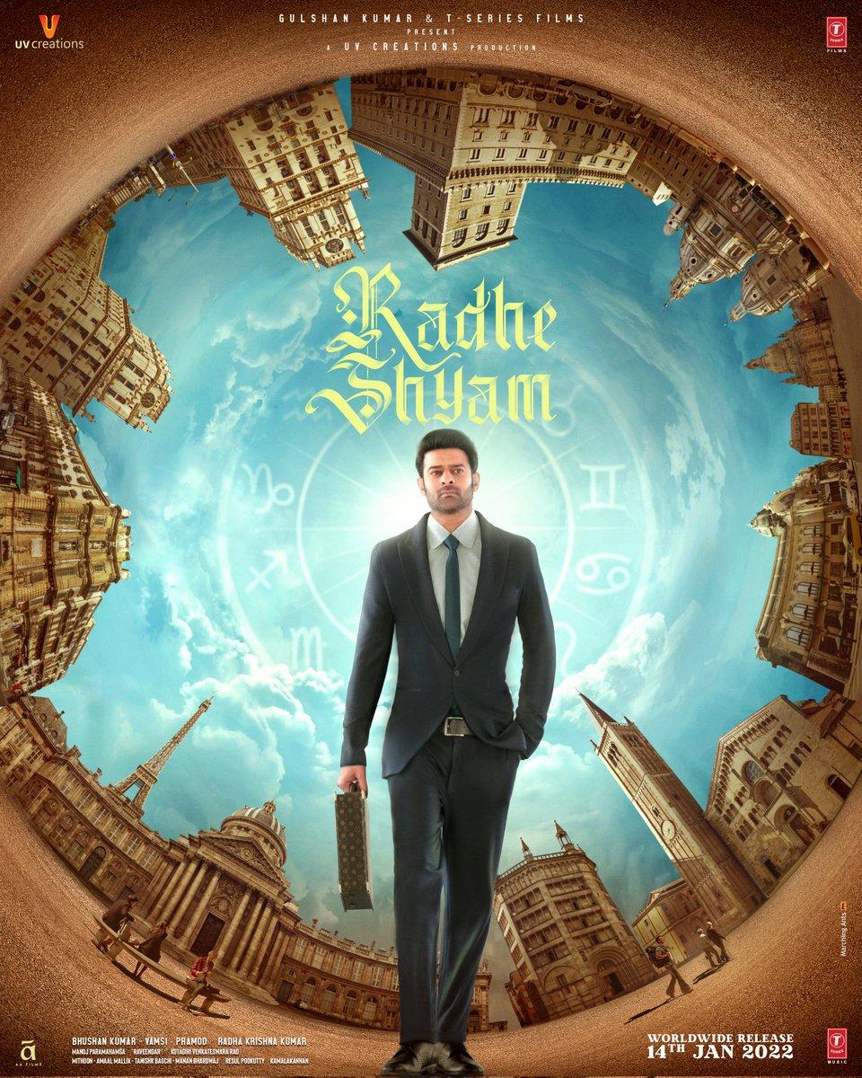 Radhe Shyam New Poster