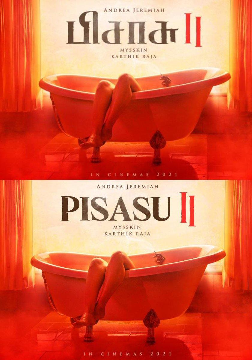 Pisasu2 First Look Poster